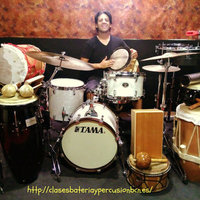 Clases de Batería y Percusión en Barcelona Rock, Jazz, Latin, Pop,Blues, R&B, Afrobeat, Heavy, etc
