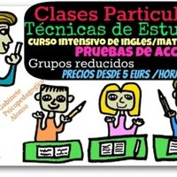 Clases Particulares GPsicopedagogico Alonso