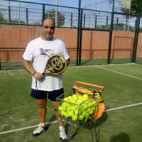 Monitor Padel  Federacion Madrileña (clases particulares)