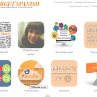 Target Spanish. Your Spaniard teacher of Spanish. Spanish online and summer programs in Spain