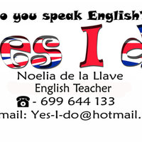 Do you speak English? ¿Y hablas español? Let me help you. Déjame ayudarte. Skype/Hangouts/Presencial