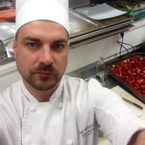 Alberto Getafe Madrid Cocinero Profesional Imparte Clases De