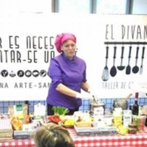 Curso Cocina Valencia | Eva Valencia Valencia Curso De Cocina Arte Sana De Temporada Para