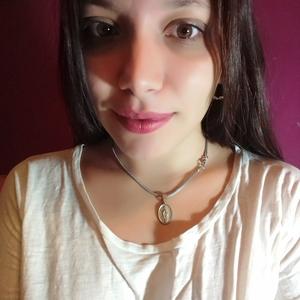 Carla Parana Estudiante De Terapia Ocupacional Ensena Idioma