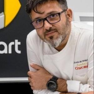 Jaume valencia valencia profesor de cocina titulado da for Clases particulares de cocina