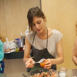 Aina barcelona barcelona tallerista de cocina imparte for Clases particulares de cocina