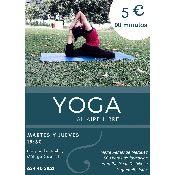 yoga malaga gratis